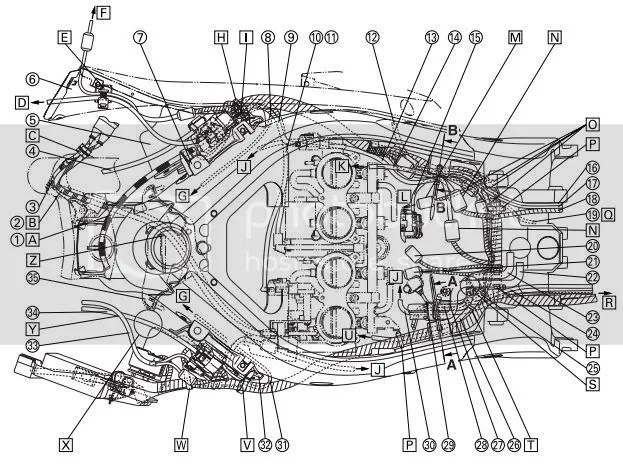 Yamaha 115 Outboard Wiring Diagram A To Z Of Stern Drive Electrical