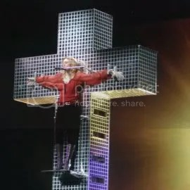 Madonna crucified