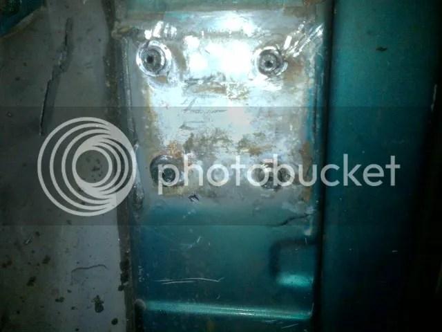96 F150 Door Pins You