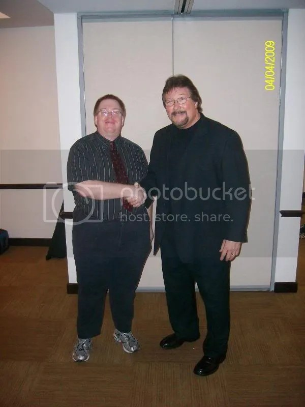 How about The Million Dollar Man Ted DiBiase?