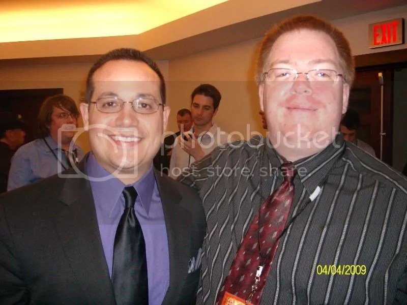 Finally, Joey Styles