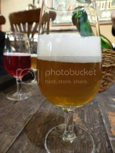 Cantillon glasses