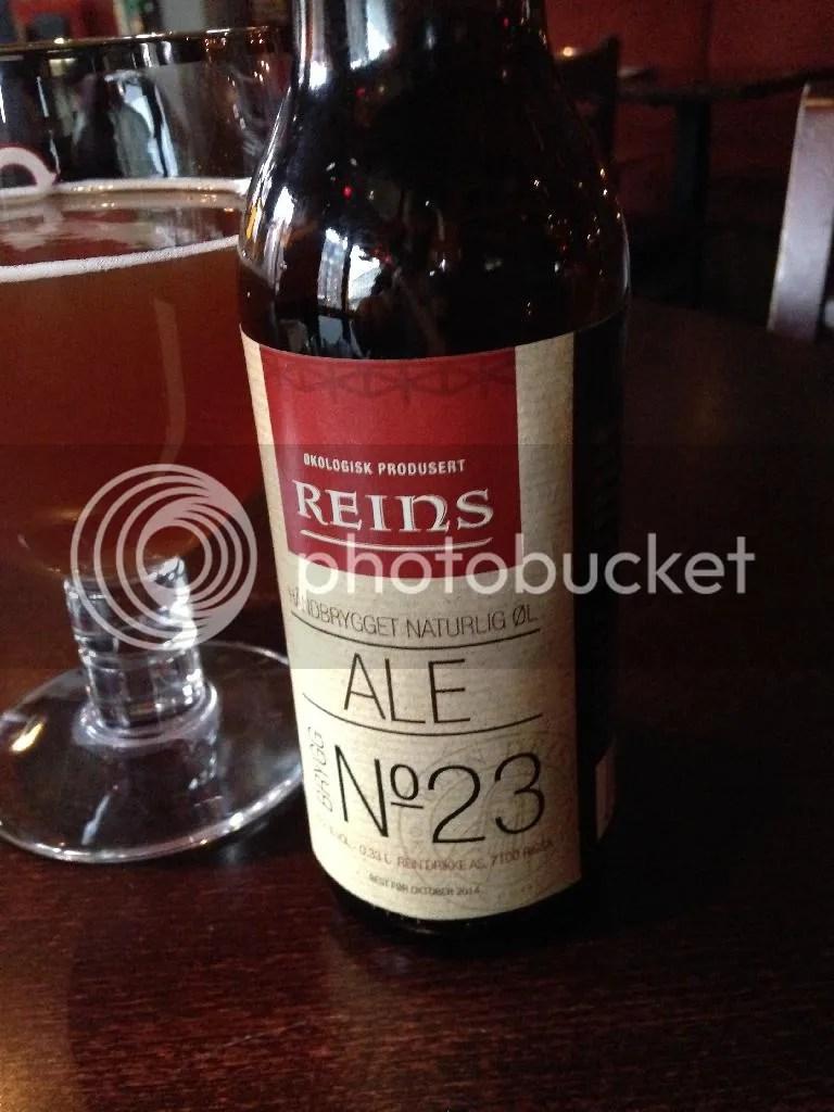Reins Ale No 23