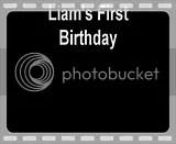 Liam's First Birthday
