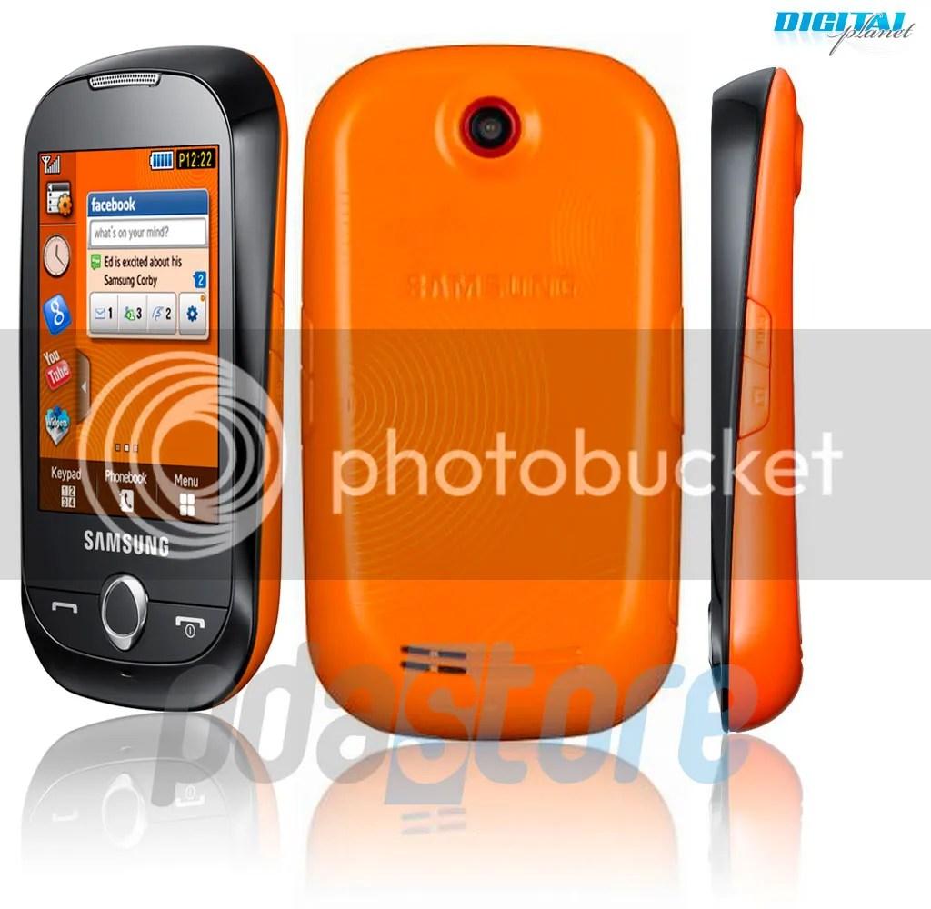 New Samsung Gt S3650 Corby Mobile Phone Sim 163 60 Credit Ebay