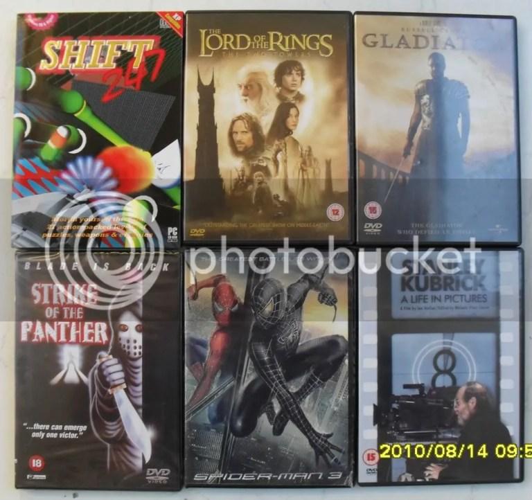 WHOLESALE DVD MOVIE PC GAMES KIDS CARTOON JOB LOT SET   eBay