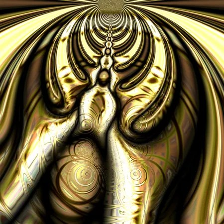 Klimt Crowns the Cliteri by LMarkoya