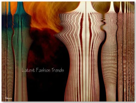 Latest Fashion Trends by Elizabeth Mansco