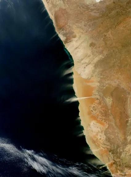Namibia's Coast