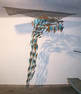 Technomorphic Fractal Dragon by Art Videen