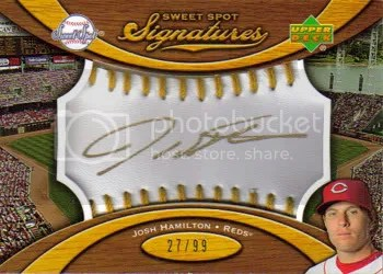 Gold Stitch/Gold Ink Sweet Spot Auto