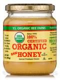 Pure Raw Organic Honey