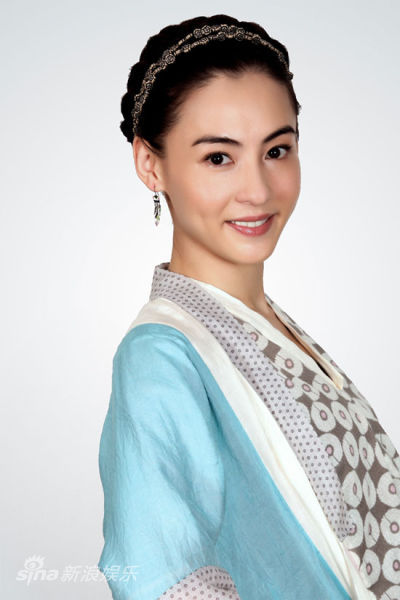 Cecilia Cheung in The Lion Roars 2. Credit: sina.com.cn