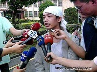 传台湾艺人大炳再涉毒被捕曾入监50天勒戒(图)