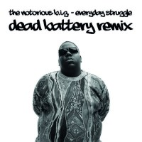 [Free MP3] The Notorious B.I.G. - Everyday Struggle (Dead Battery Remix)