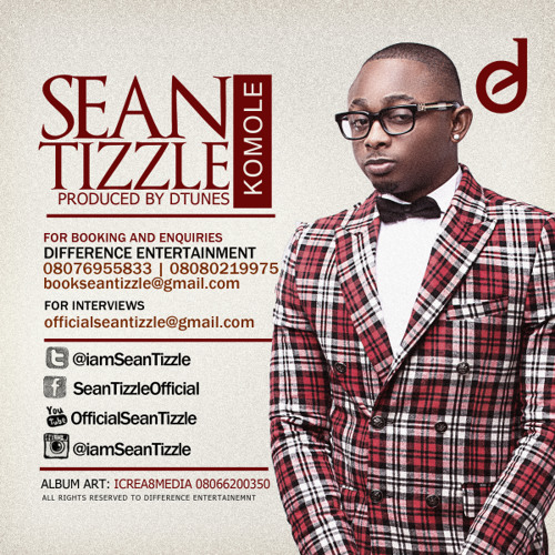 Komole By Sean Tizzle