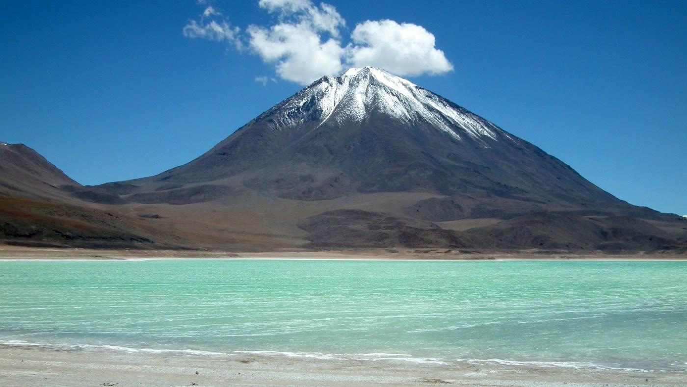 Vulcão Licancabur, Chile