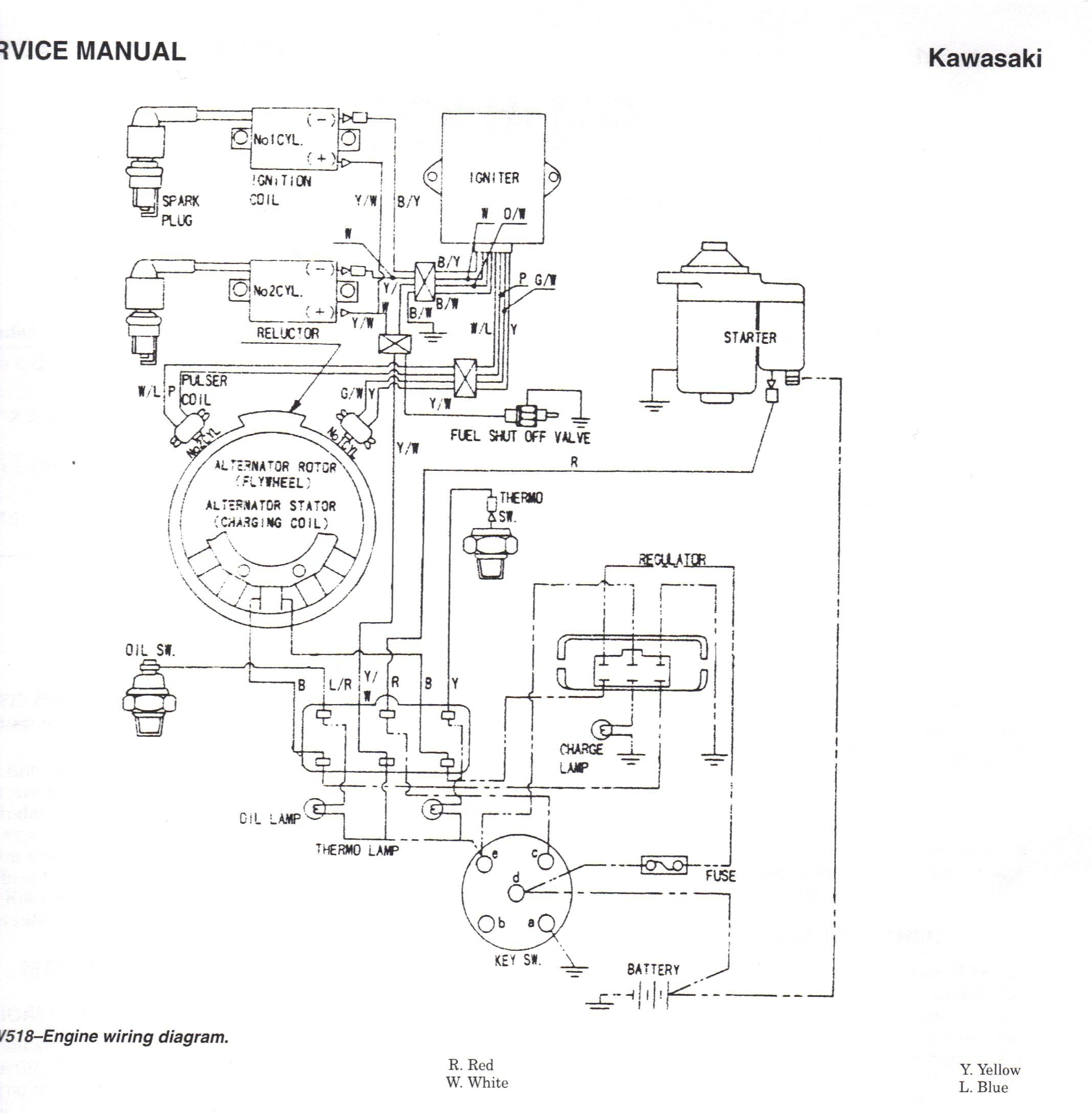 Gx345 Wiring Diagram