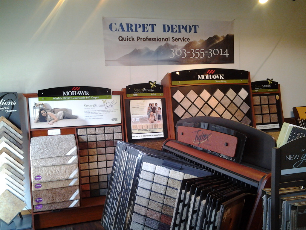 Carpet Depot 4605 Quebec St Unit B 9  Denver  CO 80216   YP com