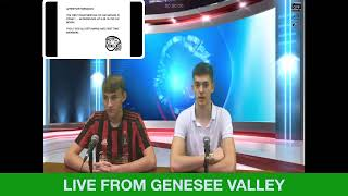 Genesee Valley Announcements 9/11