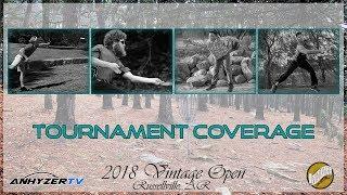 2018 Vintage Open - Bonus Coverage - Wysocki, Jones, Clemons, Melton - Front 9