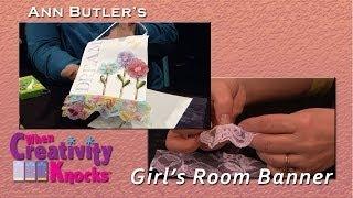 Girl's Room Banner