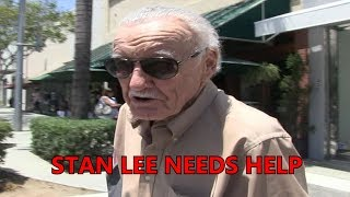 Stan Lee Is Losing His Will To Live After Elder Abuse