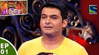 Comedy Circus Ka Jadoo - Episode 1 - Jeetendra On The Comedy Circus Stage