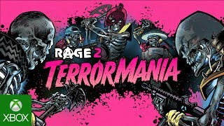 RAGE 2 – TerrorMania Official Launch Trailer