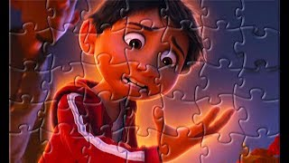 Disney Pixar Coco Super Puzzle Games