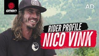 Rider Profile   Freeride Mountain Bike Legend Nico Vink