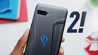 Asus ROG Phone 2 Review: The Spec King!