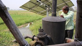 Solar-Powered Irrigation Pumps Hold Promise to Boost Productivity for Poor Indian Farmers