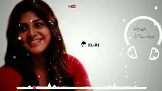 Thalli Pogadhey Bgm |Flute Bgm |AYM|Manjima|Hi-Fi