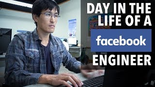 Day in the Life of a Facebook Software Engineer.