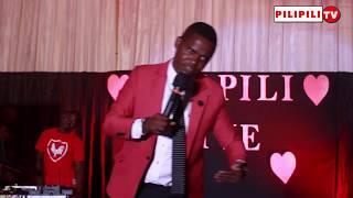 PILIPILI LIVE STAND UP COMEDY ″sikopekeyangu″ MC PILIPILI ON STAGE