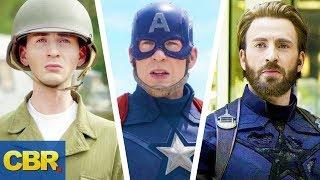 The Marvel Cinematic Universe Timeline Explained