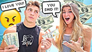 Paying Each Other $100 Every Time We Say ″I LOVE YOU″