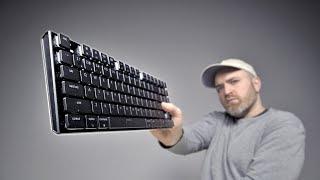 The World's Thinnest Mechanical Keyboard