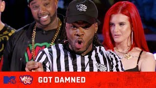 Emmanuel Hudson, DC Young Fly & DJ D-Wrek Meet Their Match 😂 Wild 'N Out   #GotDamned