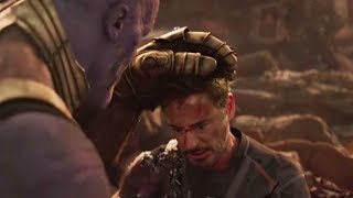 Why Tony Stark Was The Only Avenger Thanos Wanted to Kill - Infinity War Explained