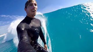 SURFING FOREIGN WATERS