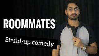 ROOMMATES | STAND-UP COMEDY | HARISH A TIWARI | DKC