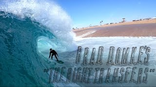 Brad Domke's ″The Right Transfers″ | Board Transfer To Skimboard Madness