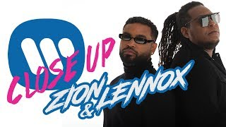Warner Close Up: Zion & Lennox