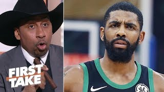 The Celtics are running out of time to be contenders - Stephen A.   First Take