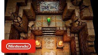 The Legend of Zelda: Link's Awakening Overview Trailer - Nintendo Switch