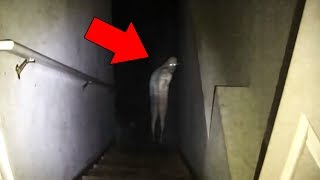 Real Ghost Caught On Camera? Top 5 Scary Paranormal
