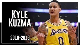 Lakers PF Kyle Kuzma 2018-2019 Season Highlights ᴴᴰ