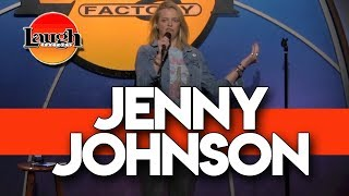 Jenny Johnson   Friday the 13th   Laugh Factory Stand Up Comedy